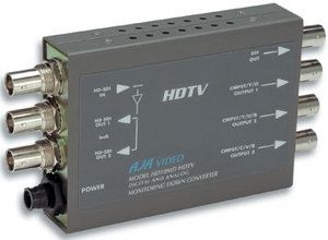 HD10MD3 Down Converter HD-SDI SD-SDI, YUV e Composito